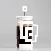 ZHAOJING Coffee Pot Household Glass Filter Cup Drip Filter Pot Brewing Tea Coffee Pot 350ml
