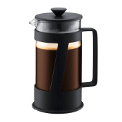 ZHAOJING Law Pressure Coffee Pot Imported Glass Coffee Pot Heat Pressure Filter Teapot Small Capacity 350ml