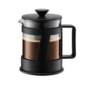 ZHAOJING Law Pressure Pot Glass Coffee Pot Heat Filter Pressure Tea 500ml Imported