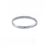 Lilu Jewels Women's / Girl's Simple Design Band Ajustable Ring / Mid Ring