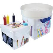 Educational Light Cube Supply Caddy by Roylco