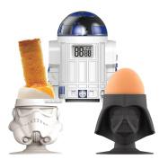 Aubecq 2 Cups + Timer Star Wars R2D2 Star Wars