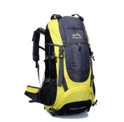 Skysper- Large 65 Litre Travel Hiking Camping Rucksack Backpack Holiday Luggage Bag