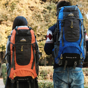 Ticktock Ong 70L Travel Backpack Trekking Hiking Mountaineering Climbing Camping Rucksack for Men Women