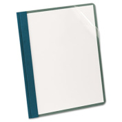 TOPS Oxford Recycled Clear Front Report Covers