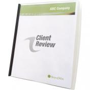 GBC® Slide 'n Bind Report Cover