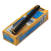 Fellowes 19-ring Plastic Comb Binding