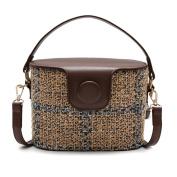 FZHLY Handbag Fashion Bucket Bag New Korean Handbag