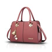 Tisdaini New ladies handbag fashion shoulder Messenger bag splicing female big bag wallet