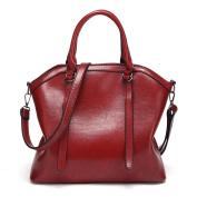 LILYYONG Women Leather Handbag Shoulder Messenger Bag Satchel Tote Bags