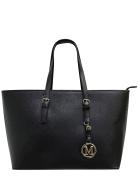 Vanessa & Melissa Women's Tote Bag Erhältlich in Gold, Braun, Pink, Coffee,, y Black (Black) - F16124BK22