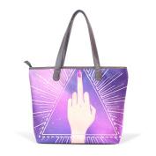 BENNIGIRY Womens All Hands Shoulder Bags Leather Tote Top Handle Bags Ladies Handbag