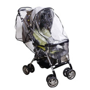 Andux Zone PVC Clear Baby Stroller Raincover Waterproof Cover FYZ-02