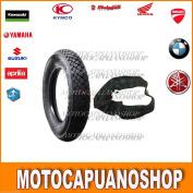 Rubber Tyre penumatico 3.00.10 Camera daposaria Vespa 50 Vintage