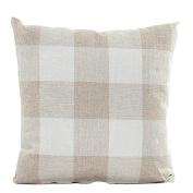 Deloito Lattice Sofa Bed Home Decor Pillow Case Cushion Cover
