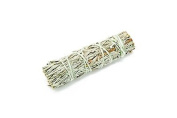 "Mount Shasta Sage smudge stick 2.5"" (6.5cm) mini desert blue sage"