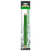 General Pencil - Kimberly Drawing Pencil - 2-Pencil Set - 4H