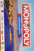 Winning Moves 31110 - Monopoly Napoli City Limited Edition