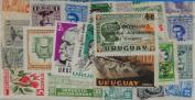 25 Uruguay (L322) Stamps
