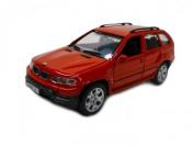 BMW X5 rot 1:38 Modellauto