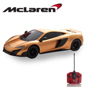 Official RC Radio Remote Controlled Car Scale 1.24 - Mclaren G75LT