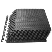 PROIRON Interlocking Floor Mat Protective Mats Floor Guards 0.1sqm