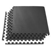 PROIRON Interlocking Floor Mat Protective Mats Floor Guards 0.1sqm
