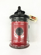 Bridgewater Jar Candle Pomegranate, Red, 240ml