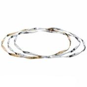 Annaleece 5089 Triple Twist Bracelet