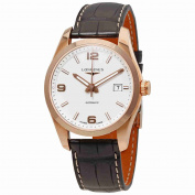 Longines Conquest Classic Automatic Silver Dial Mens Watch L27858763