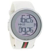 Gucci Men's Digital Watch - Silver - YA114214