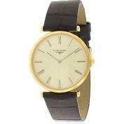 Longines La Grande Classique Leather Men's Watch, L47092412