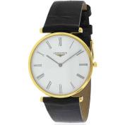 Longines La Grande Classique Leather Men's Watch, L47552112