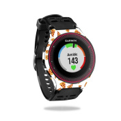MightySkins Protective Vinyl Skin Decal for Garmin Forerunner 225 wrap cover sticker skins Body By Pizza