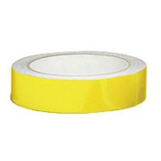 "Yellow Reflective Marking Tape, Incom Manufacturing, RST1141""W"