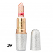 Beauty Bright Flower Crystal Lipstick Jelly SOMESUN Magic Temperature Change Colour Lip