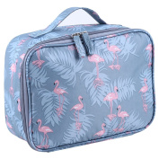 Albeey Travel Make-up Bag Cosmetic Case Toiletry Bag with Zipped