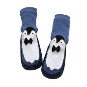 Baby Boys Girls Toddler Infant Cute Cartoon Anti-slip Sock Shoes Boots Slipper Socks Age 0-6 12 18 Months