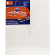 Pre-Cut White Foam Board Sheets, 11 x 14, 4/PK