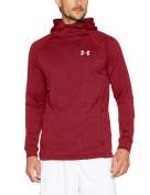 Under Armour Men's Tech Terry Fitted Po Hoodie Warm-up Top