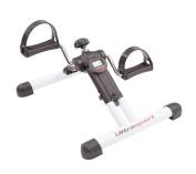 Ultrasport MPE Com 25 Folding Mini Exercise Bike with Computer – Arm and Leg Exerciser