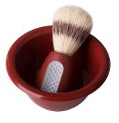 'Luqx Pi Razor Set Lu Brush & Bowl in Various Designs
