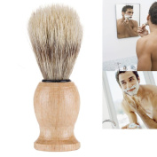 2018 New Men Shaving Brush, GreatestPAK Bristle Hair Shave Wood Handle Razor Barber Tool
