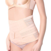 Multiware Postpartum Support Belly Wrap Belt Waist Recovery Girdle Body Shaper Trainer Band