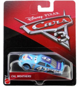 Disney Pixar Cars 3 Toys Diecast Metal Model cal weathers