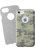 CellularLine iPhone Backcover BLINGCAMOIPH747 suitable for