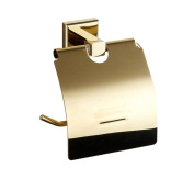 LD & P European Gold Paper towel holder Toilet Paper Storage Containers