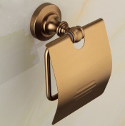 LD & P Space aluminium Toilet Paper Holders Rose gold Toilet Paper Storage Containers