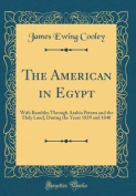 The American in Egypt