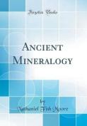 Ancient Mineralogy